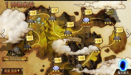 玩了就爱上《七骑士》多样玩法带来劲爆体验