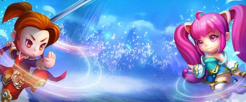 《热血仙境》首款次世代 媲美端游大作手游