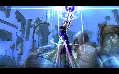 精美游戏截图欣赏 《神之刃》唯美画面