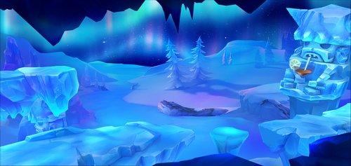 《天天风之旅》冰雪美景分享