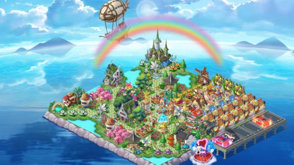 全民小镇玩家亲自设计的精彩布局